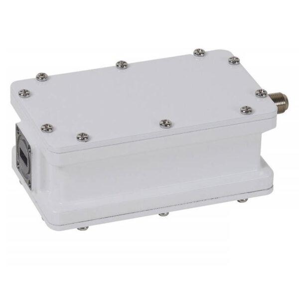 GeoSat Ka-Band Dual LO PLL LNB 18.2-19.2 & 19.2-20.2GHz Ext. Ref.