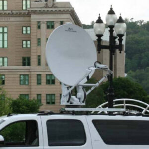Mobile VSAT Antenna Ka-Band Mobile VSAT IP Broadband Antenna SystemsKa-Band