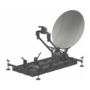 Mobile VSAT Antenna Ku-Band 1.2m Mobile Broadband VSAT AntennaKu-Band