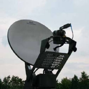 Mobile VSAT Antenna 85cm Mobile Broadband VSAT AntennaKu-Band