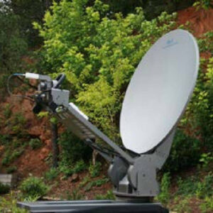 Mobile VSAT Antenna 1.2m Mobile Broadband VSAT AntennaKu-Band