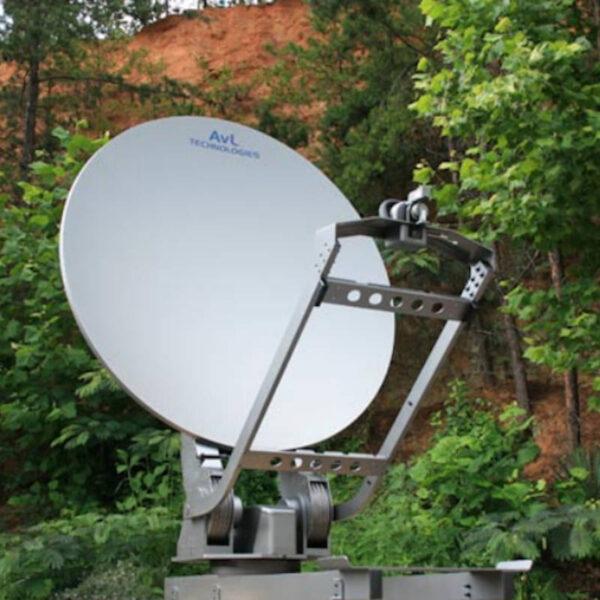 Ku-Band 1.8m Mobile Broadband VSAT Antenna