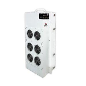 BUCs S-Band SSPA Hub-mount 1250W AWMA-S Sierra SeriesS-Band
