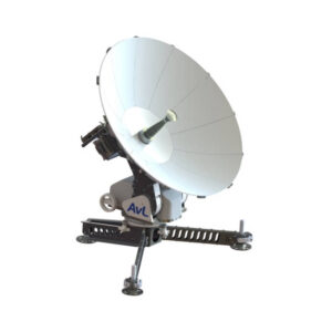 0.75m FlyAway Antenna Tri-Band Model 715