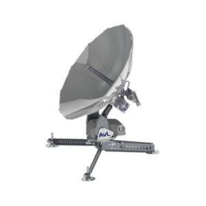 0.98m FlyAway Antenna Tri-Band Model 915