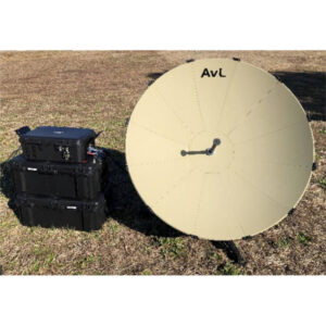 1.35m FlyAway Antenna Tri-Band Model 1315